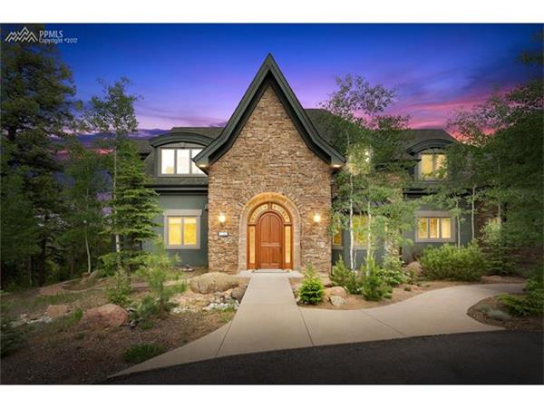 11406 Conifer Ridge Drive, Conifer, CO 80433